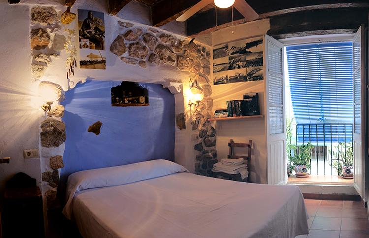 habitación 1 Peñiscola 750