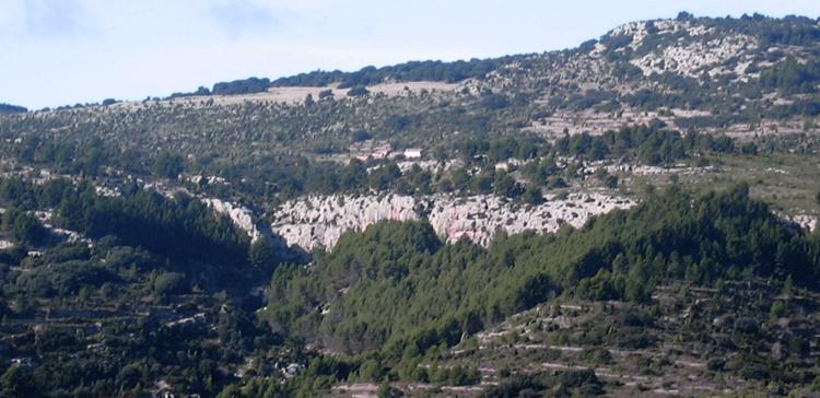 trufas masia de Atzeneta