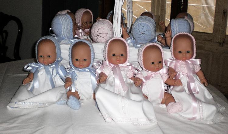 muñecas ana 1 750