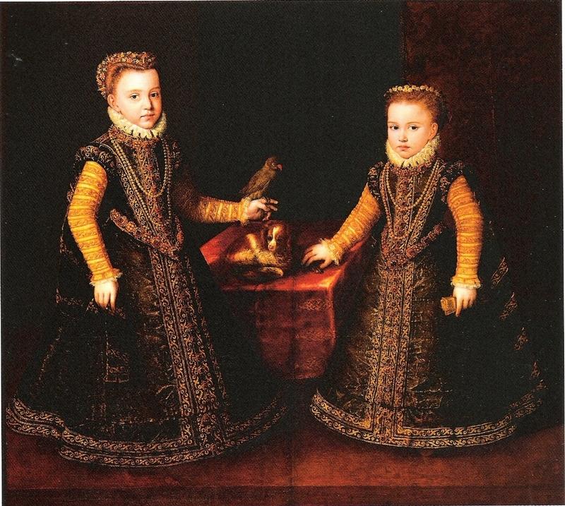 1570 infantas pet Palacio de Buckinham