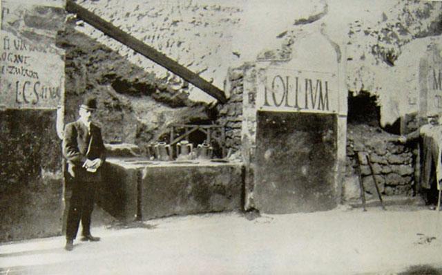 thermopolium Asselina Pompeya 2